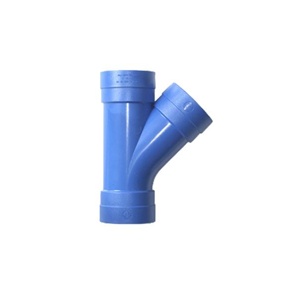 produktbild_vacuflo_0034_45°Abzweiger_ABS_Kunststoff_DM50mm