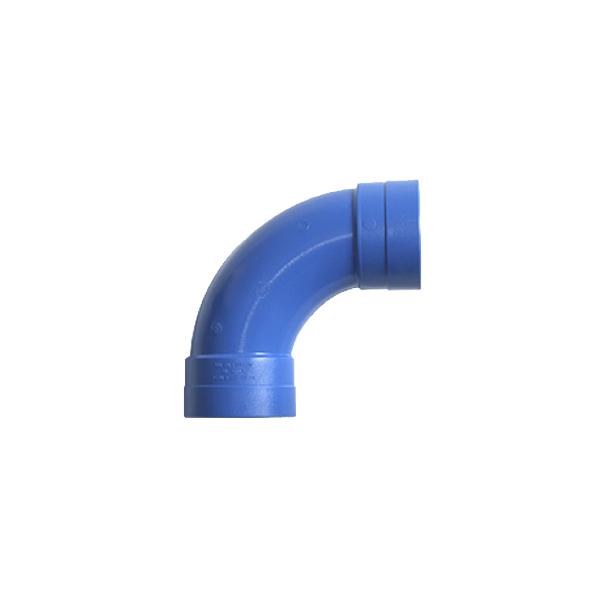 produktbild_vacuflo_0035_90°Bogen_ABS_Kunststoff_DM50mm