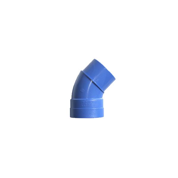produktbild_vacuflo_0037_45°Bogen_ia_ABS_Kunststoff_DM50mm